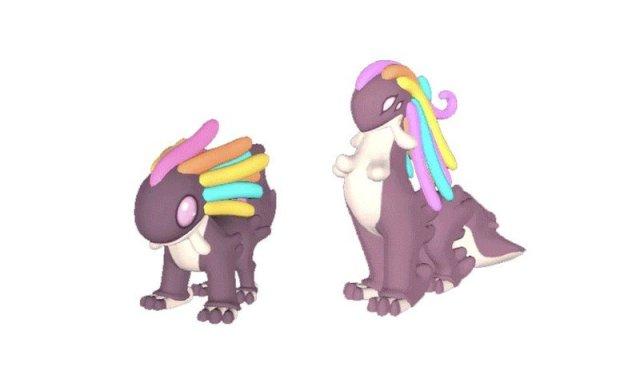 Toxolotl Evolutions