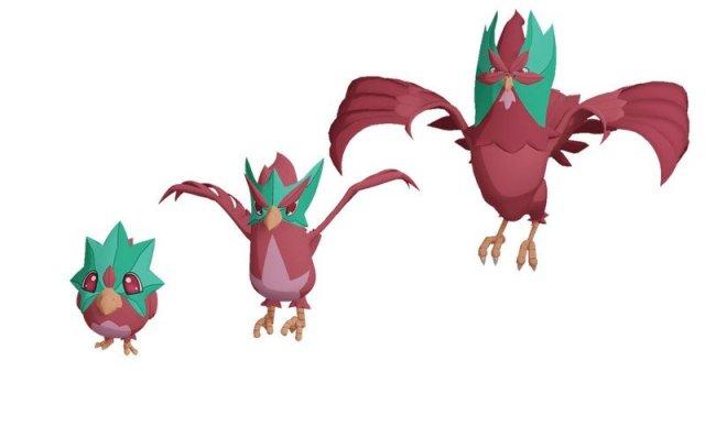 Paharo Evolutions