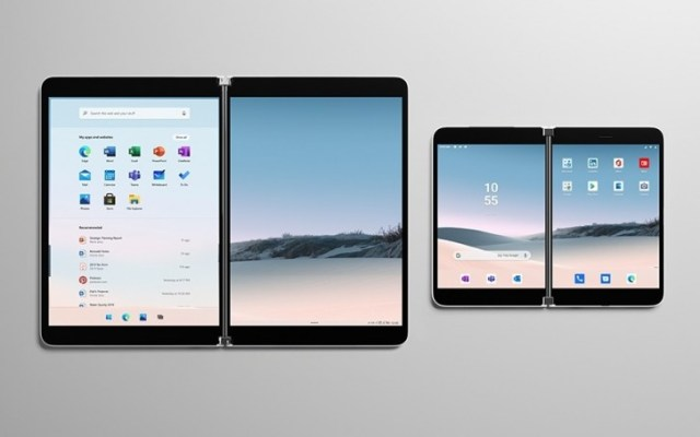 Microsoft releases Surface Duo preview toolkit, giving us a look into its dual-screen software future