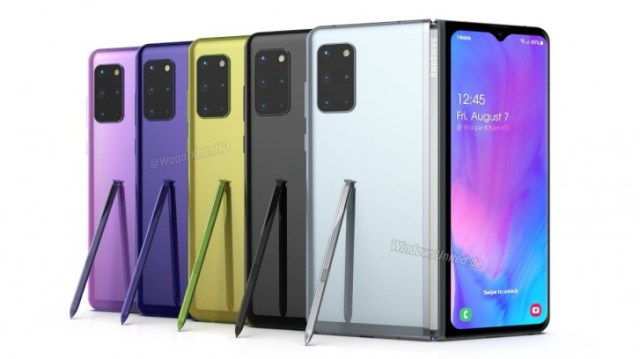 Galaxy Fold 2 rumor-based renders surface, reveal familiar but improved design