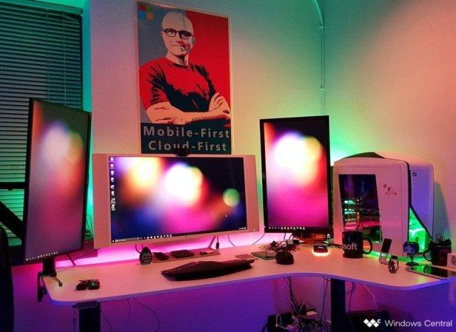 Windows Central Office Setup