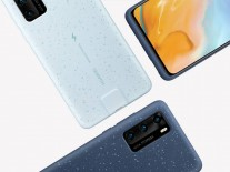 Huawei P40 case that adds wireless charging (22.5W)