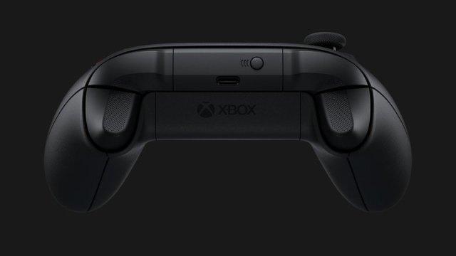 Xbox Series X Controller Rear