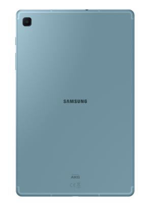 Samsung Galaxy Tab S6 Lite Camera Rear Design Blue