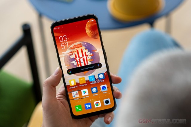 nubia Red Magic 5G in for review