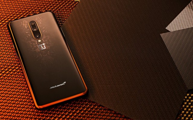 The latest 5G phone by OnePlus - the 7T Pro McLaren Edition