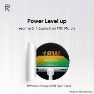 Realme 6i launch teasers