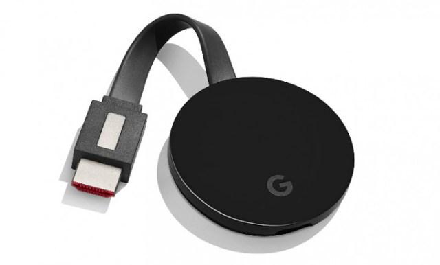 Chromecast Ultra (released in 2016)