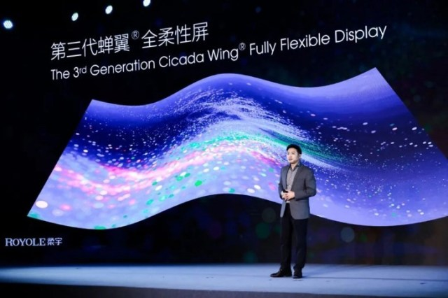 Royole showcases Flexpai 2 with improved foldable display