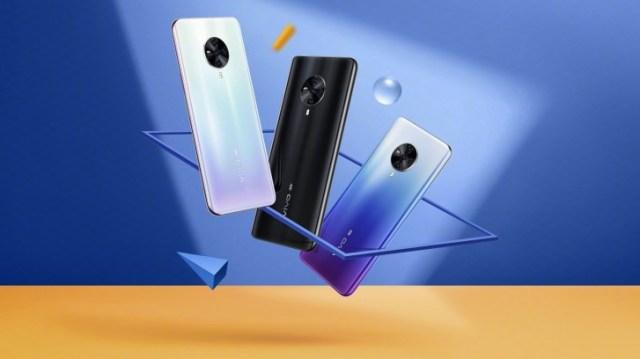 vivo S6 5G will come in three colors