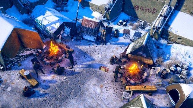 Wasteland3 Beta Screenshot