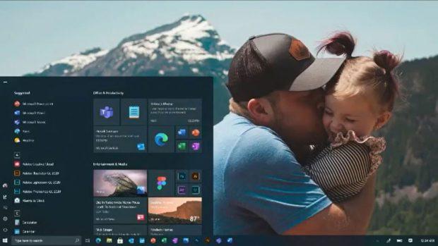 Windows 10 et le nouveau Menu Démarrer