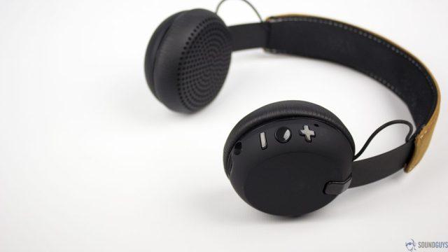Skullcandy Grind Wireless headset on white background.