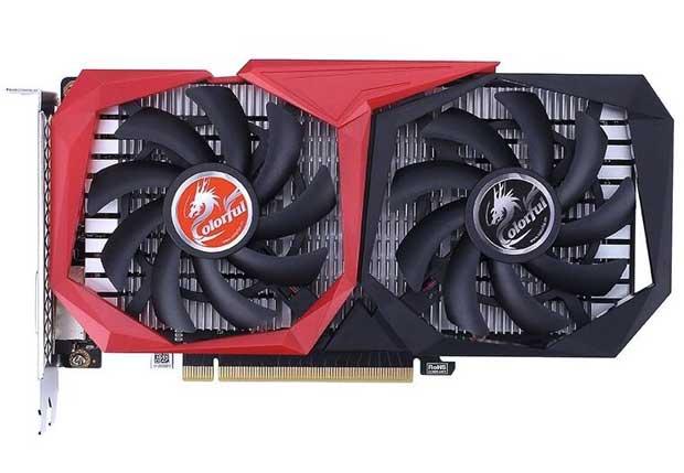 GeForce GTX 1650 GDDR6 BattleAx