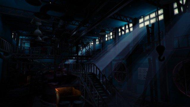 The Long Dark Factory