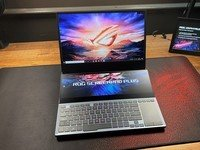 The ASUS ROG Zephyrus Duo is a mind-blowing dual-screen gaming laptop