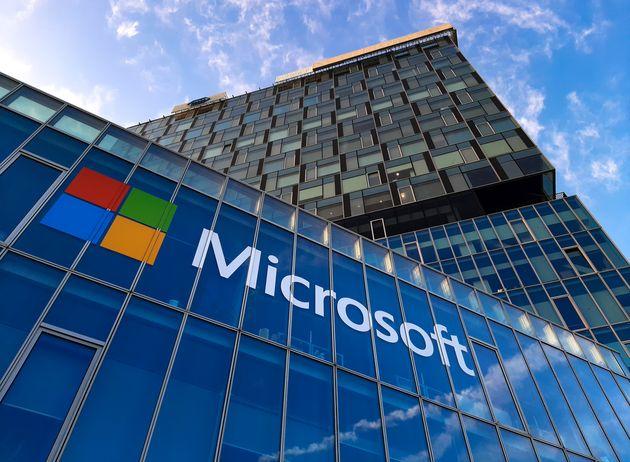 Microsoft: un troisième trimestre fort grâce aux outils de travail à distance