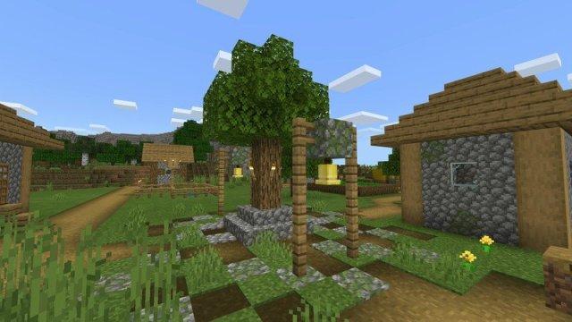 Village gathering point