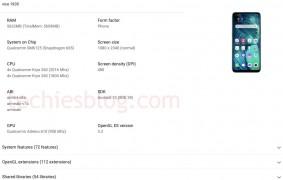 Google Play Console leak: vivo Y50