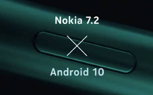 Nokia 7.2 Android 10 OS Update