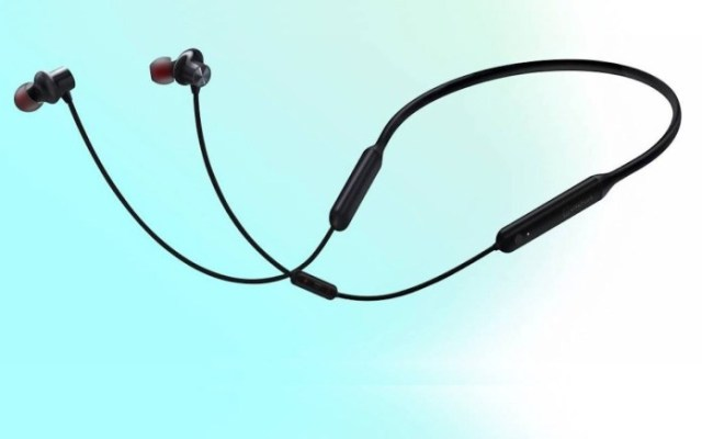 OnePlus Bullets Wireless Z Black
