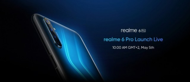 Realme 6 Pro arriving in Europe on May 5