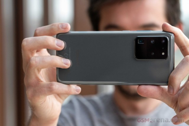 Samsung aims to create a 600 MP camera sensor