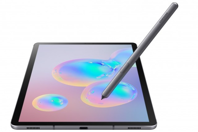 Samsung Galaxy Tab S6 gets Android 10 update