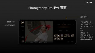 The Photography Pro app