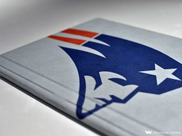 New England Patriots Surface
