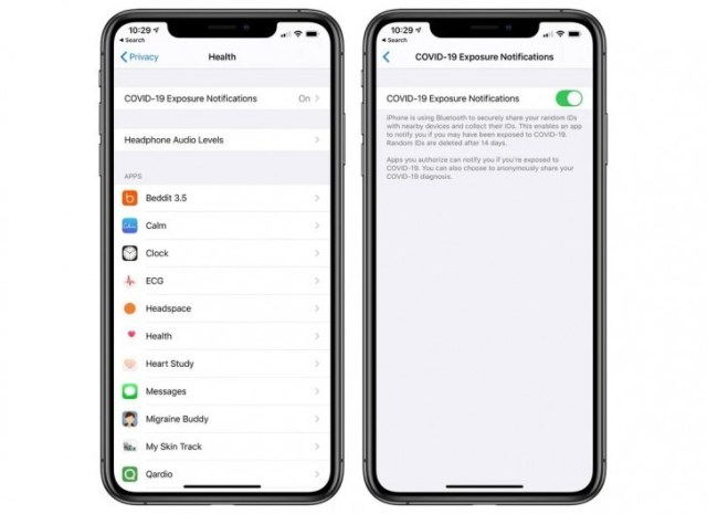 Apple releases iOS 13.5 GM to developers