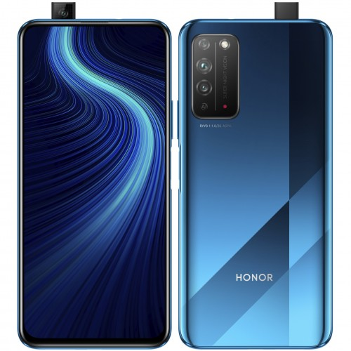 Honor X10 5G goes official with Kirin 820 SoC, notchless display, and 40MP triple camera