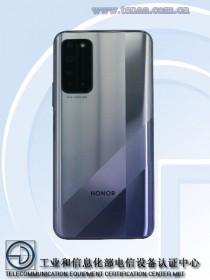 Honor X10 TENAA images