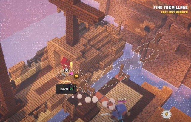 Minecraft Dungeons Arch Haven Location