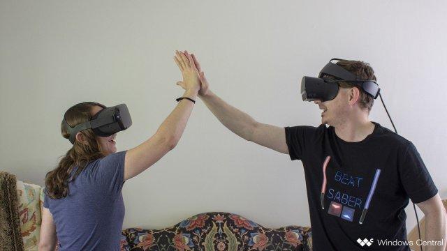 Oculus Beat Saber High Five