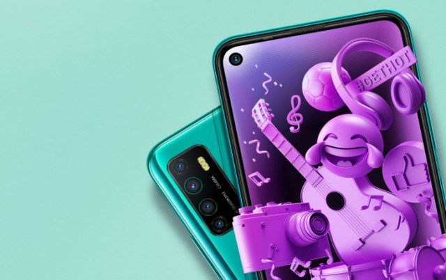 """Infinix Hot 9 and 9 Pro launched with 6.6"""" displays, Helio P22 SoC and 5,000 mAh batteries"""