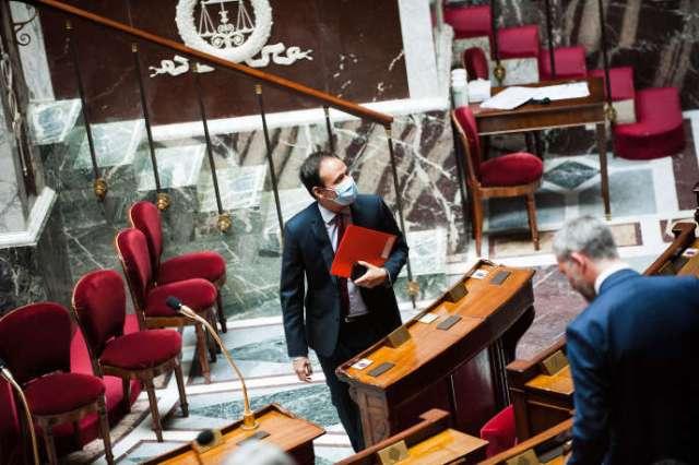 Le secrétaire d'Etat au numérique, Cédric O, a longuement défendu« son» projet d'application devant les députés.
