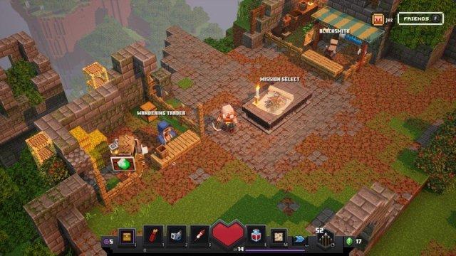 Minecraft Dungeons 09 04 2020 17 29