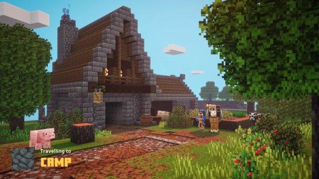 Minecraft Dungeons 09 04 2020 17 30