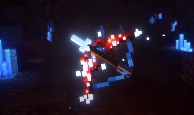 Minecraft Dungeons Arrow
