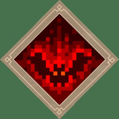 Minecraft Dungeons Leeching Enchantment
