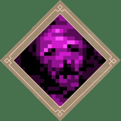 Minecraft Dungeons Weakening Enchantment