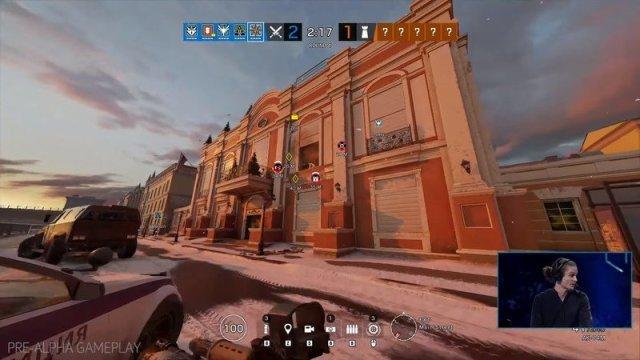 Rainbow Six Siege Ping 2.0