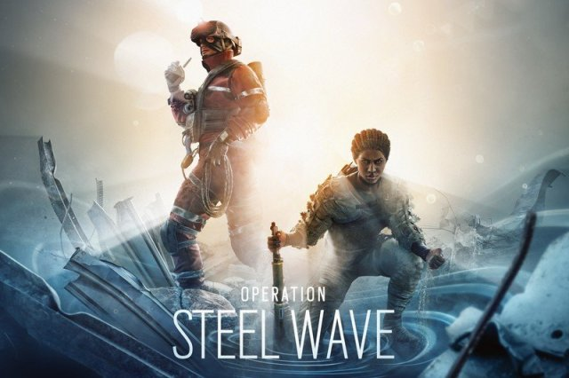 Rainbow Six Siege Steel Wave Operators