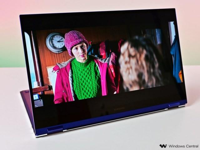 Samsung Galaxy Book Flex 15 Movie