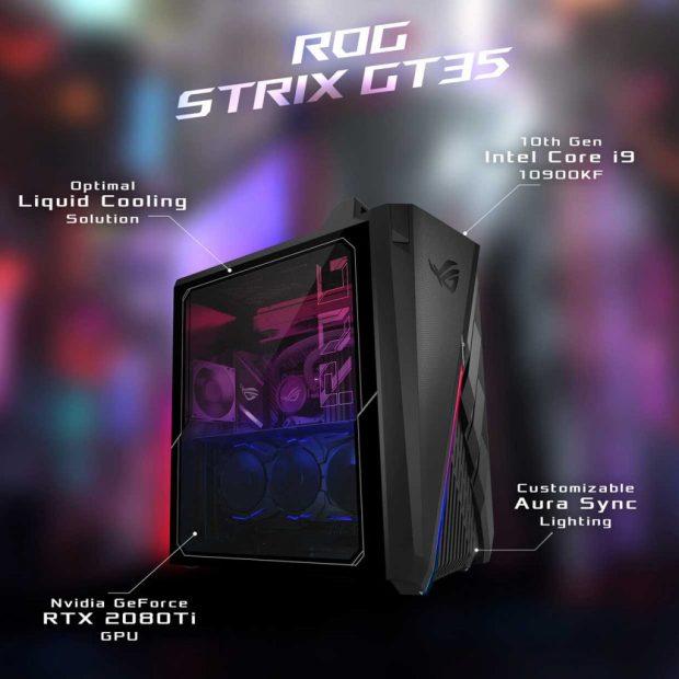 ROG Strix GT35