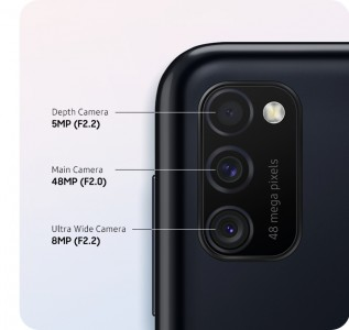 48MP main and 8MP ultra wide cameras