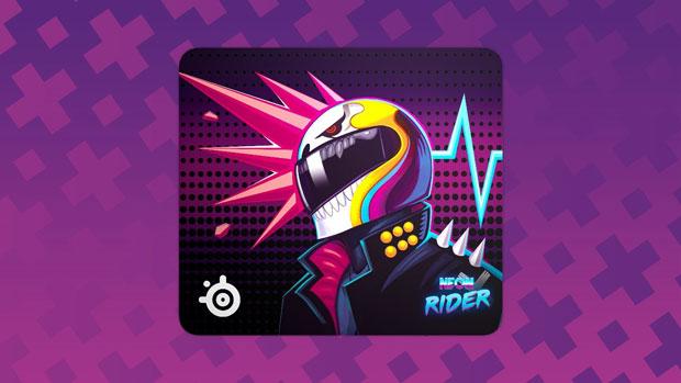 QcK L Neon Rider Edition