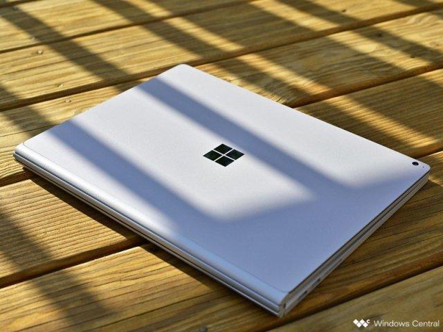 Surface Book 3 Logo Profile