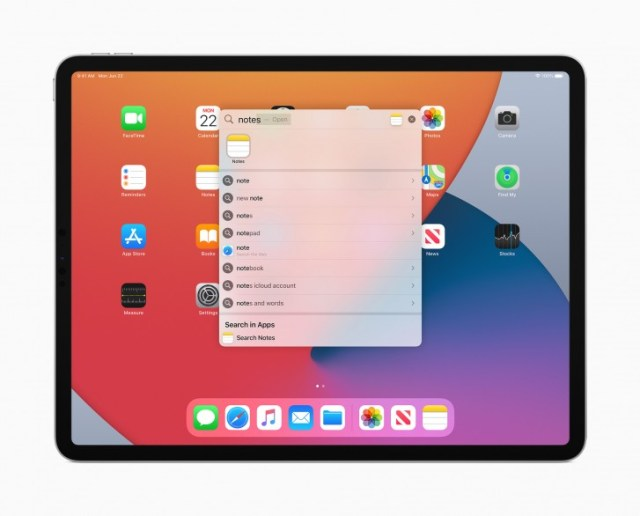 Apple iPadOS 14 brings redesigned apps and Scribble for Pencil